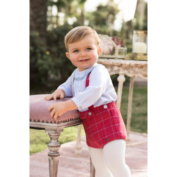 Conjunto Dolce Petit Camisa y Pantalón 2109