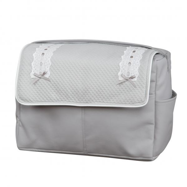 Bolso Classic Gris