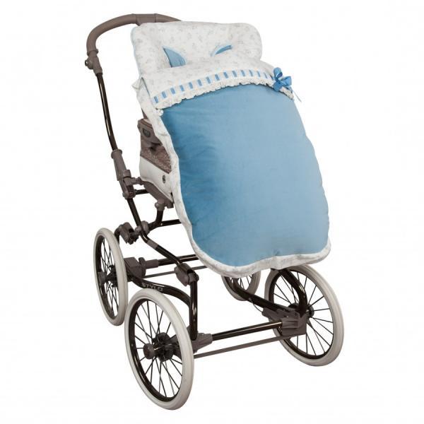 Saco de silla para Bugaboo Autumn Azul