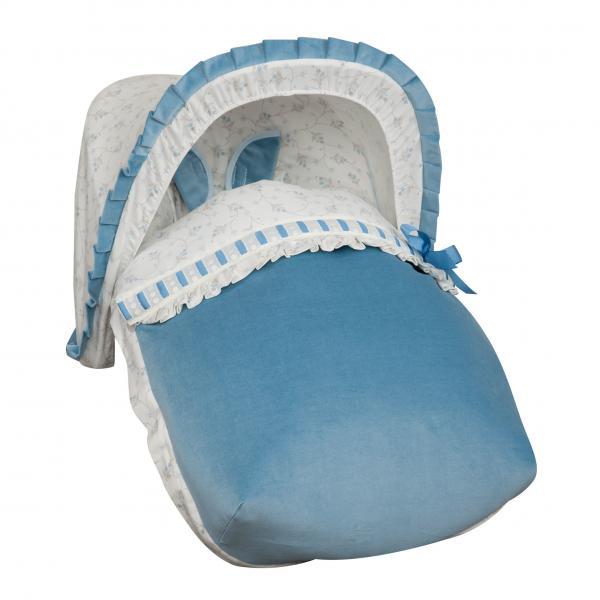 Saco Porta bebé Autumn Azul