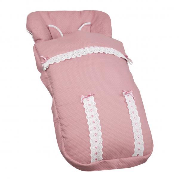 Saco de silla Classic Rosa